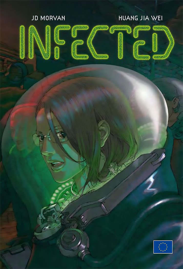 infected comic book european union