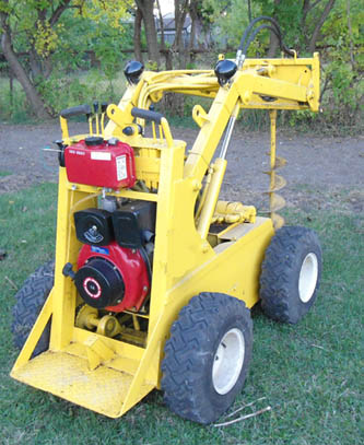 mini skid steer loader kit